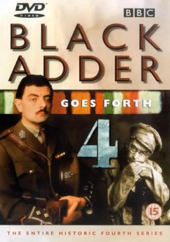 Blackadder 4 - Blackadder Goes Forth - The Entire