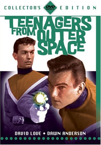Teenagers from Outer Space [Edizione: Germania]
