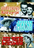 3 Classics Of The Silver Screen - Vol. 5 - Lawless Range / Lawless Frontier / Blood On The Sun [DVD]