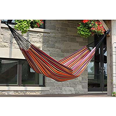 Vivere Brazilian Style Single Hammock