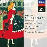 "echange, troc  - Prokofiev : ""Cendrillon"" (ballet intégral) op. 87 - Glazounov : ""Les Saisons"" op. 67"