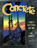 Concrete: Complete Short Stories (1878574175) by Chadwick, Paul