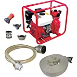 Endurance Marine Fire Fighting System - 1 1/2in. Ports, 3600 GPH, 100 PSI, 168cc Endurance Engine, Model# EFP1.5H