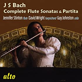 Sonata in E-Flat Major, BWV 1031: III. Allegro