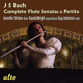 Sonata in G Minor, BWV 1020: I. Allegro