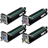 Compatible Drum Unit Set For Konica Minolta Magicolor 4650 4650DN 4650EN 4690MF A03100H A0310GH A0310AH A03105H Page Yield 30,000