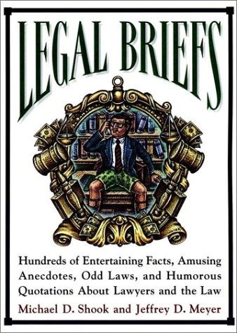 Legal Briefs, Michael D. Shook, Jeffrey D. Meyer