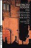 Das Geheimnis der Nonna Michela. Ein Sardinien-Krimi - Giorgio Todde, Susanne van Volxem