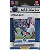 2012 Score Seattle Seahawks 12 Card (Sealed) Team Set Including Marshawn Lynch, Leon Washington, Golden Tate, David Hawthorne, Sidney Rice, Tarvaris Jackson, Kellen Winslow Jr., Bobby Wagner, Doug Baldwin, Robert Turbin, Russell Wilson and Bruce Irvin. at Amazon.com