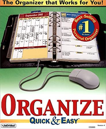 Organize Quick and Easy 4.0