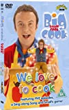 Big Cook Little Cook: We Love To Cook [DVD]