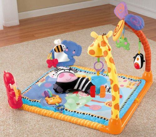 Imagen 6 de Fisher-Price - W2620  - Gimnasio abierto para animales [Importado de Alemania] (Mattel)