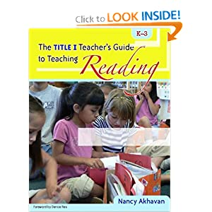 Teaching Reading in a Title I School, K-3