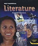img - for Holt McDougal Literature: Student Edition Grade 11 American Literature 2012 book / textbook / text book