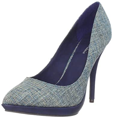 Amazon.com: Michael Antonio Women's Louisa Pump: Shoes