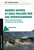 Mares noires et sols pollus par des hydrocarbures : Enjeux environnementaux et traitement des pollutions