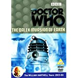 Doctor Who - The Dalek Invasion of Earth [2 DVDs] [UK Import]von &#34;William Hartnell&#34;