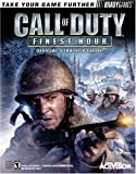 Bart Farkas Call of Duty: Finest Hour, Official Strategy Guide (Official Strategy Guides)