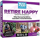 img - for Retire Happy: What You Can Do NOW to Guarantee a Great Retirement book / textbook / text book