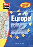 echange, troc Atlas Blay Foldex - Atlas routiers : Europe (légende en 5 langues et avec un index)