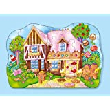 Orchard Toys Gingerbread Houseby Orchard Toys