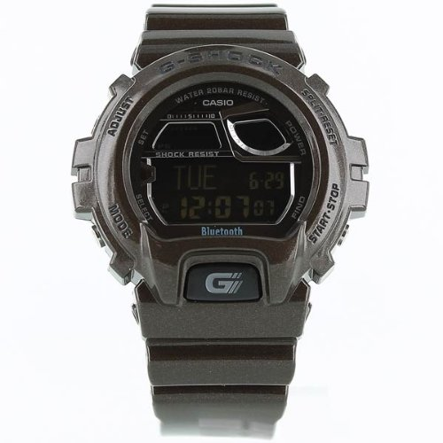 Casio G-shock Men's Watch - BLUETOOTH, iPhone, Android, Bronze - GB-6900AA-5ER