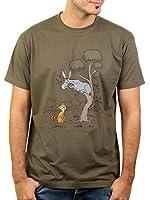 Wenn der Esel eine Katze w?re ... - Herren T-Shirt von Kater Likoli