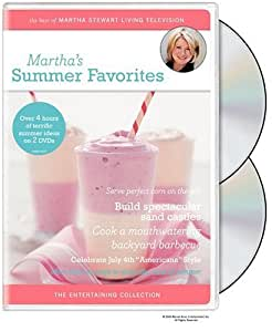 Martha's Summer Favorites (The Entertaining Collection) [Import]