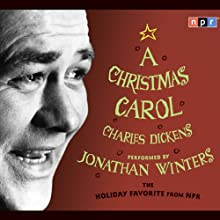 A Christmas Carol [HighBridge Version] (       ABRIDGED) by Charles Dickens Narrated by Jonathan Winters, Mimi Kennedy