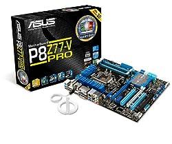 ASUS P8Z77-V PRO LGA 1155 Intel Z77 HDMI SATA 6Gb/s USB 3.0 ATX Intel Motherboard
