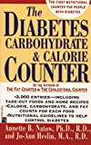 img - for The Diabetes Carbohydrate and Calorie Counter book / textbook / text book
