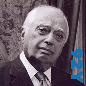 Bernard Lewis at the 92nd Street Y on Jihad and Contemporary Politics Speech
