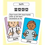 Let's Sign BSL Flashcards: Early Years and Baby Signs (British Sign Language)by Cath Smith