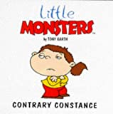 img - for Contrary Constance (Little Monsters) book / textbook / text book