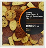 3663 Luxury Shortbread & Biscuit Assortment 1kg