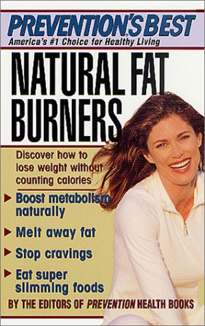 Image for Prevention's Best Natural Fat Burners