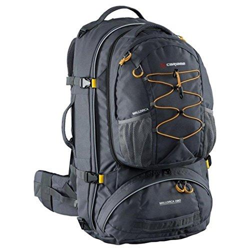 caribee-mallorca-travel-pack-rucksack-trekking-backpack-72-cm-80-liters-charcoal-grey