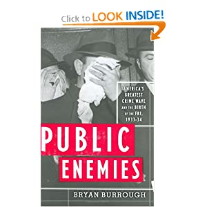 Public Enemies - Bryan Burrough