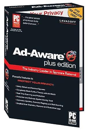 LavaSoft Ad-Aware Plus