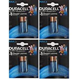 Duracell Alkaline Battery ULTRA AAA2 Pack Of 4 (8 Cell)