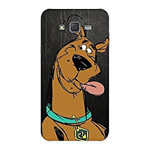 Ajay Enterprises classicluter Back Case Cover for Galaxy J7