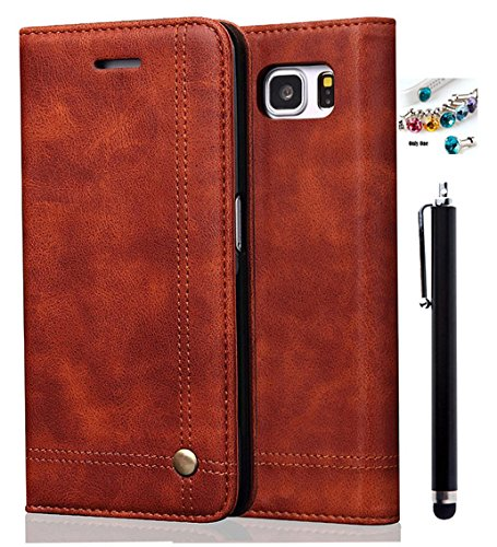Hohe-Textur-SchutzhlleHandyhlleBrieftascheLedertasche-Premium-PU-Leder-Samsung-Galaxy-Note-7-Hlle-Samsung-Galaxy-Note-7-Case-201657-Zoll-Mode-Leather-Schale-Weich-Silikon-TPU-Innere-Stofest-Stodmpfend