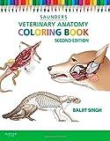 Veterinary Anatomy Coloring Book, 2e