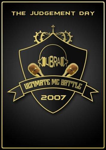 ULTIMATE MC BATTLE GRAND CHAMPION SHIP 2007 at CLUB CITTA [DVD]