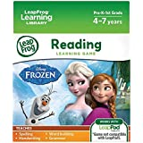 Leap Frog Disney Frozen Learning Game For 4 7 Years