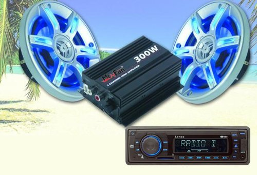 Auto Musikanlage Verstärker Lautsprecher Boxen
