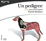 img - for Un Pedigree [ Prix Nobel 2014 ] ; 2 Audio CDs (French Edition) book / textbook / text book