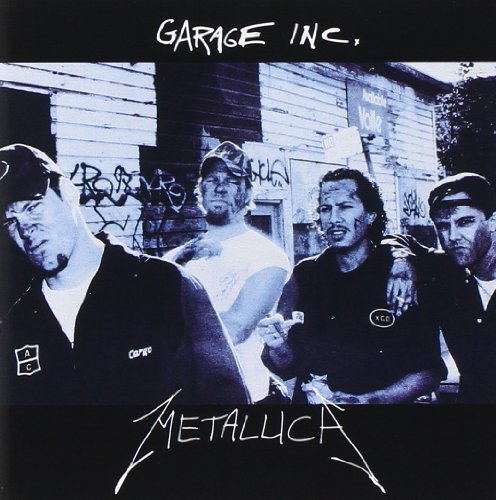 Garage Inc. by METALLICA (1998-10-20) (Metallica Garage Inc Cd compare prices)