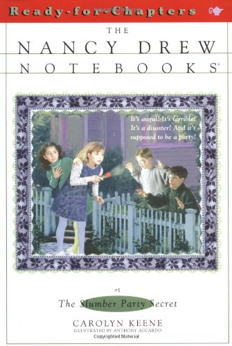 The Slumber Party Secret (Nancy Drew Notebooks #1) (Nancy Drew Book 1 compare prices)