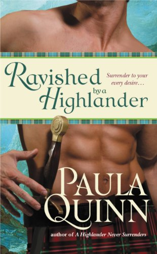 Ravished by a Highlander (Children of the Mist) by Paula Quinn
